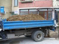 Доставка на хумусна почва