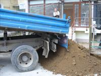 Доставка на почва за озеленяване